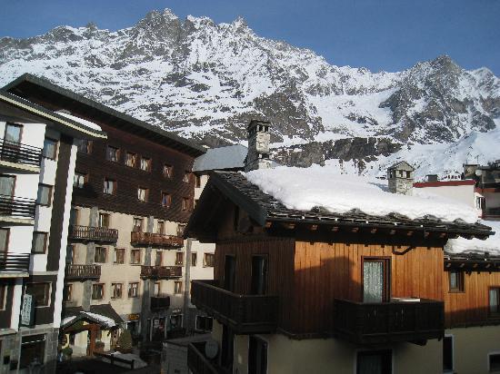 Hotel Meynet : View from balcony