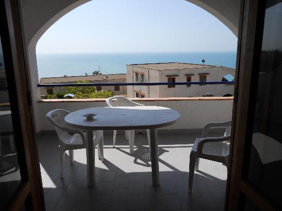 Residence Capo San Marco & Renella: il terrazzo