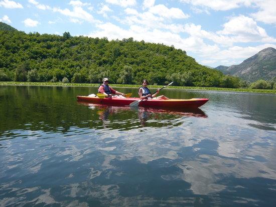Kayak Montenegro