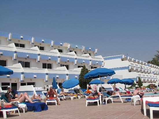 Hotel Club Al Moggar : Hotel Block