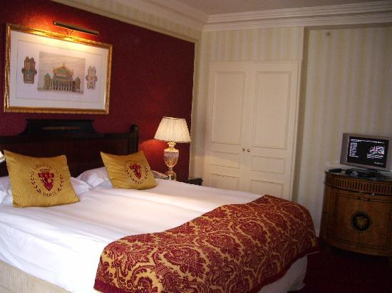 InterContinental Paris Le Grand: The Room of 4122