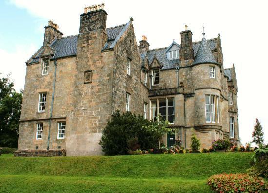 Smithy House: Craignure castle