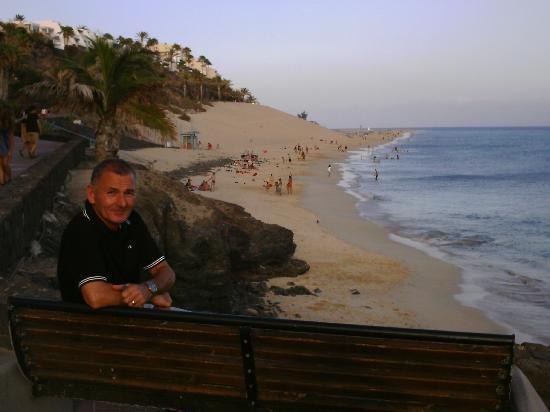 Hotel Riu Palace Jandia : beautiful beach resort