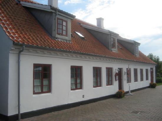 Badepension Marienlund: Hauptgebäude-1