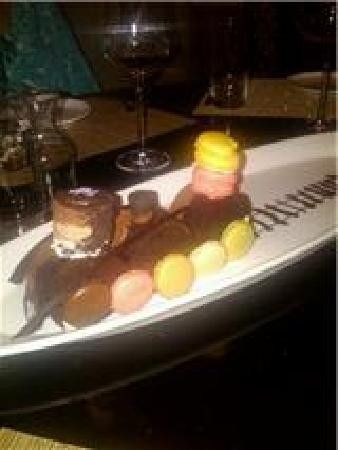 Lockwood Restaurant and Bar: Creative Pastry Chef