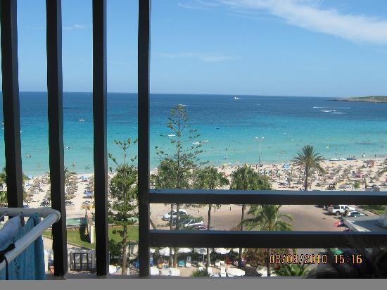 SENTIDO Playa del Moro: balcony view