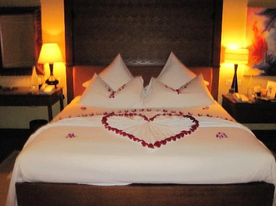 فندق ومنتجع تاج إكزوتيكا: Habitación Luna de Miel