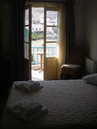 Skala, Griechenland: our room