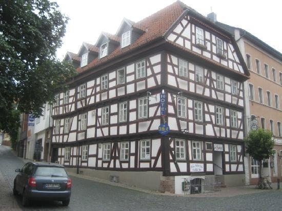 Hotel am Schloss: Aussenansicht des Hotels