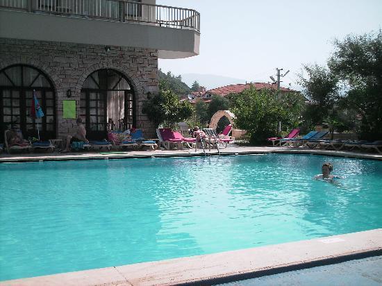 Hermes Hotel : the pool