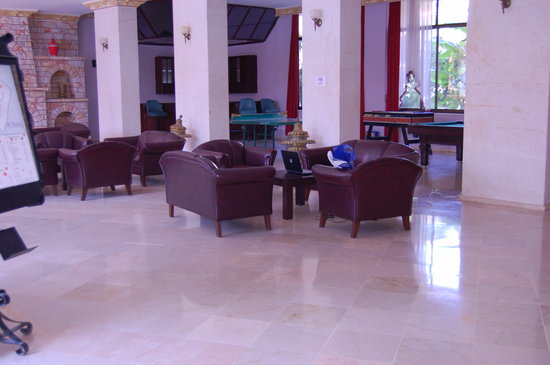 Hermes Hotel: lounge