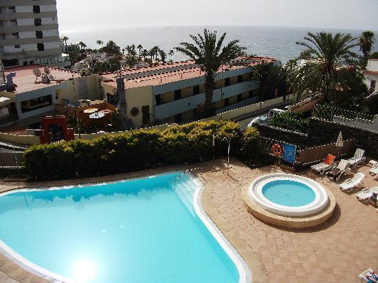 Apartamentos MarinaSol: pool