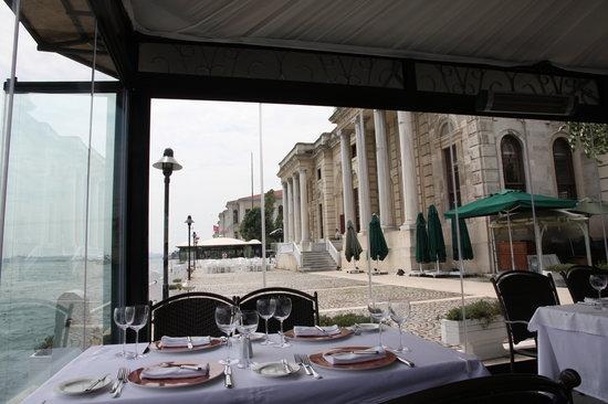 Feriye Palace: Feriye Restaurant