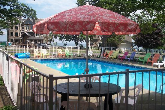 American Boutique Inn - Lakeview: Pool Heated to 88 Degrees