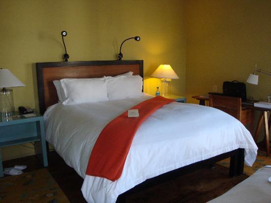 Hotel Healdsburg: The Bed