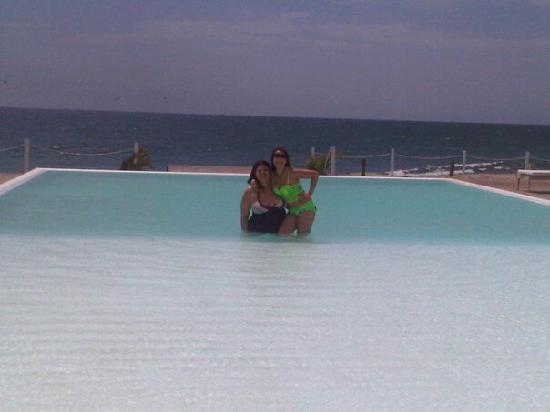 Mancora Marina Hotel: la piscina infinita, para chicos y grandes
