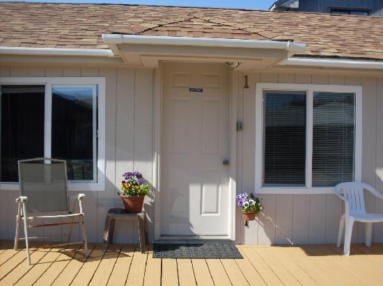 Sea Haven Motel: Exterior Unit #1, Sea Shell