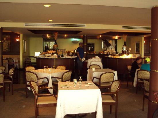 Mayaguez Resort & Casino : Desayuno buffet, riquísimo, super variado y completo.
