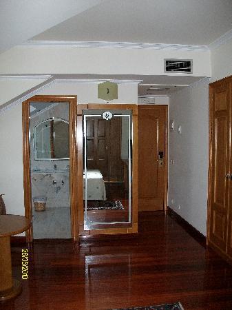 Cambados, Espagne : habitación2