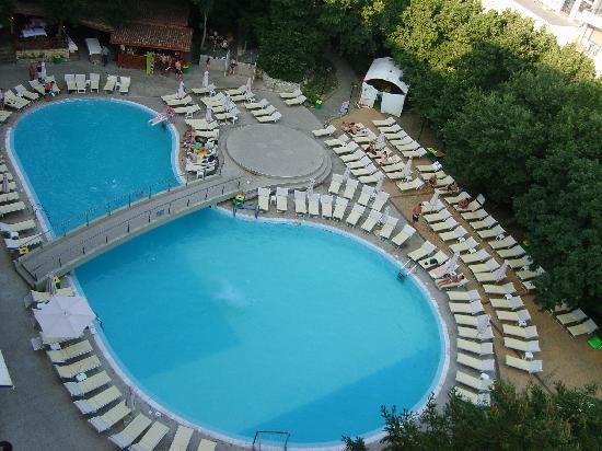 HVD Viva Hotel: The pool
