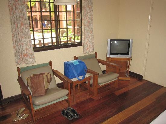 Superior Room Antique Tv Picture Of Berjaya Tioman