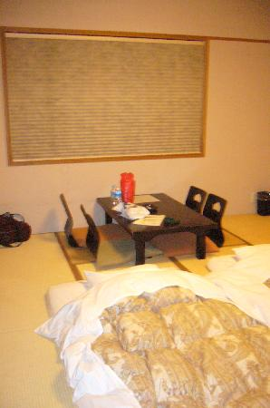 room in spa world that we stayed