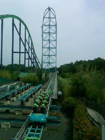 Six Flags Great Adventure: Kinga Ka.