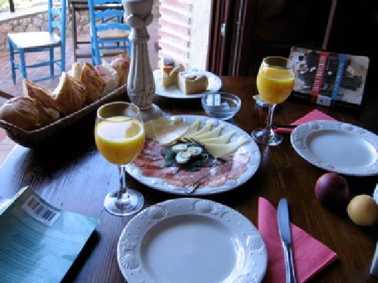 Finca el Tossal: mmmmm....Breakfast