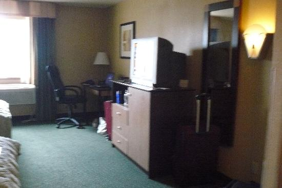 Best Western Sawtooth Inn & Suites: Great oversized room