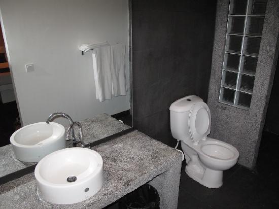 the 252: Bathroom