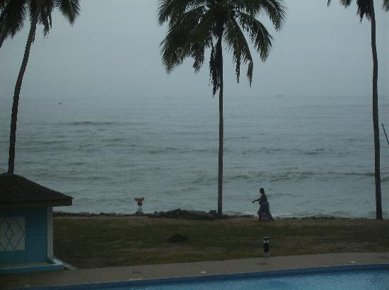 Elmina Bay Resort: A little piece of African paradise.