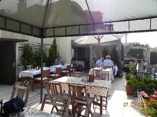 Ada Hotel Istanbul: BREAKFAST AREA