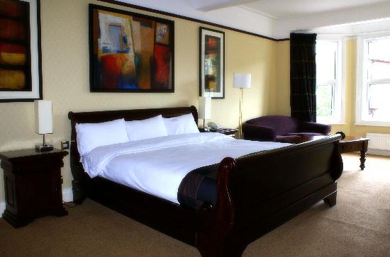 Best Western Linton Lodge Hotel: Bedroom we had!
