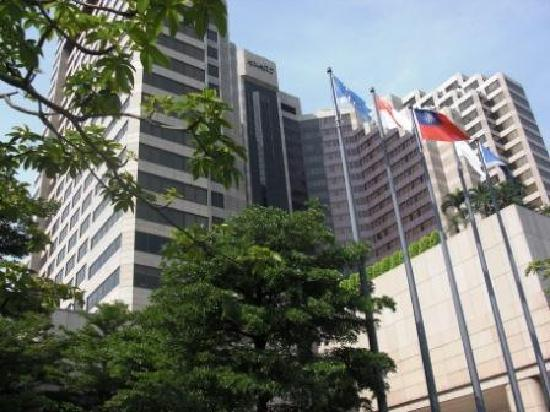 Grand Hyatt Taipei: 外観