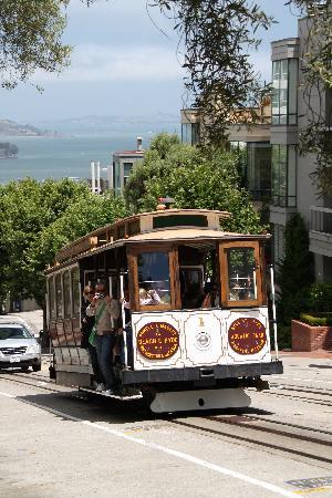 Holiday Inn San Francisco Golden Gateway: San Francisco Trolley