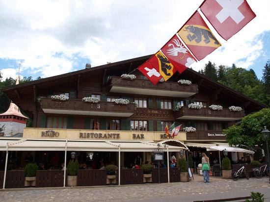 Ristorante Bar Rialto: Rialto Gstaad