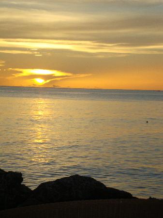 Mango Bay All Inclusive: Fantastic sunsets