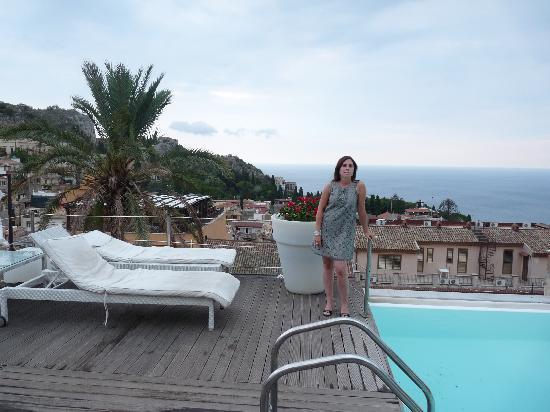 Trendy il piccolo giardino terrasse du piccolo giardino for Designhotel sizilien