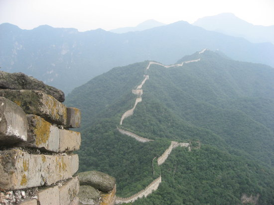 The Great Wall Hike (James Private Tour)