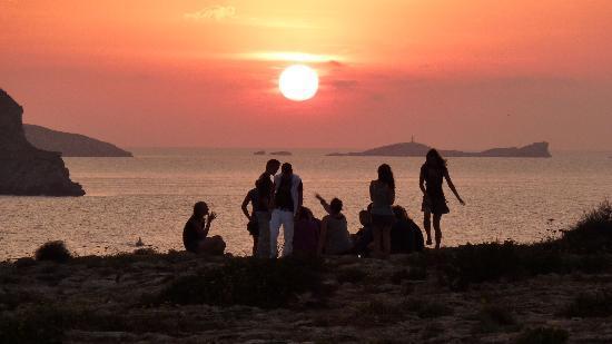 CLUB CALIMERA Delfin Playa: Teens beim Sonnenuntergang