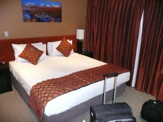 Ramada Resort Wanaka: Comfy bed