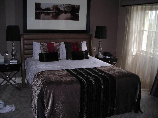 Bedford, UK : half of my room