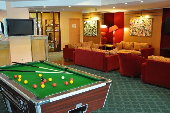 ... of BEST WESTERN Hotel Golf and Spa de la Foret dOrient, Rouilly Sacey