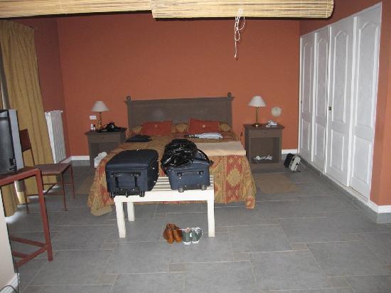 Hotel Pircas Negras: Habitación