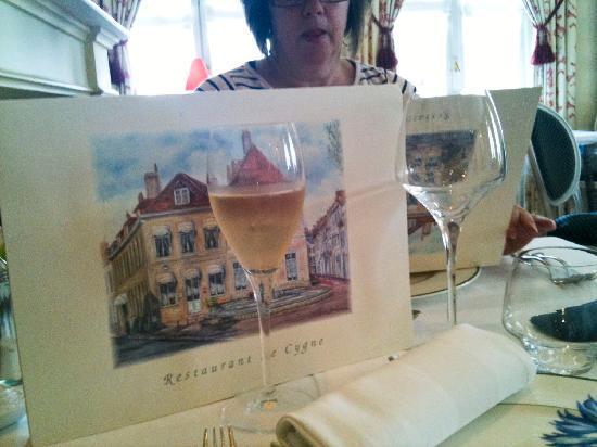 Restaurant Le Cygne : le Cygne