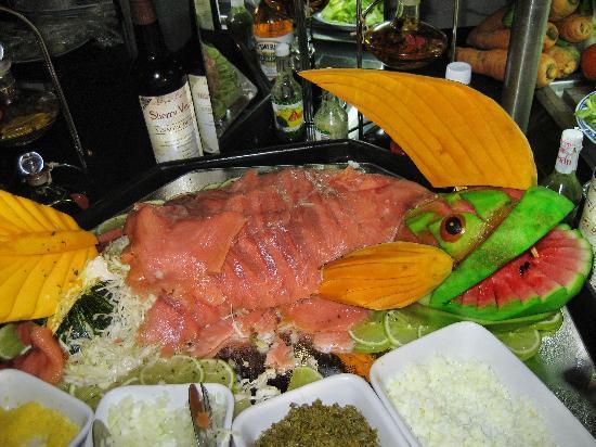 Iberostar Bavaro Suites : leckeres Essen