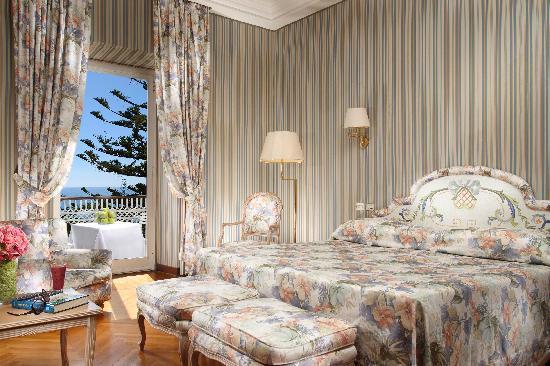 Royal Hotel Sanremo : Sea view double room