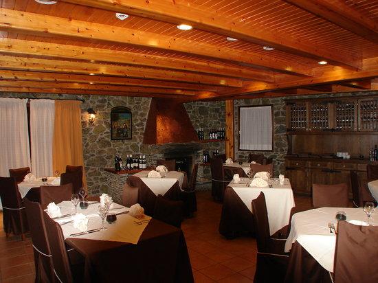 The Merlot Restaurant - Soldeu : Restaurant Merlot at the Hort de Popaire