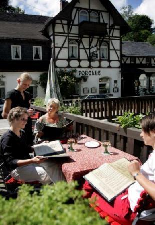 Blauenthal, Germany: Freisitz am Bach