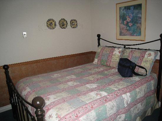 The Coupeville Inn: comfy beds